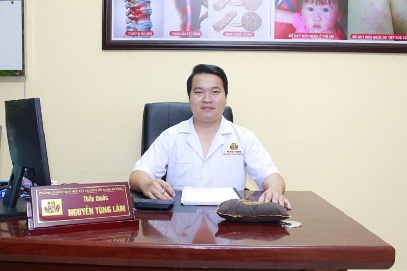 Thầy thuốc Nguyễn Tùng Lâm
