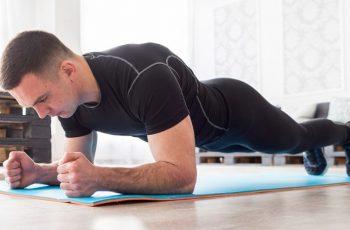 Động tác trong Plank hay tác động lớn nhất vào phần cơ bụng