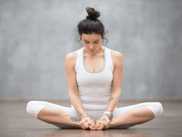 Bài tập yoga chữa đau khớp gối