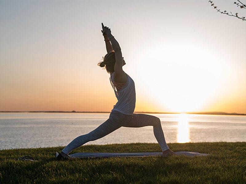 Bài tập yoga giúp cải thiện tình trạng sưng viêm và đau khớp gối