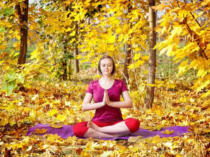 Bài tập swatikasana nên được tập luyện hàng ngày để có hiệu quả điều trị bệnh đau khớp gối