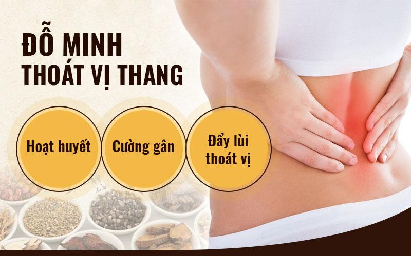 Đỗ Minh Thoát Vị Thang chữa thoát vị đĩa đệm hiệu quả và an toàn