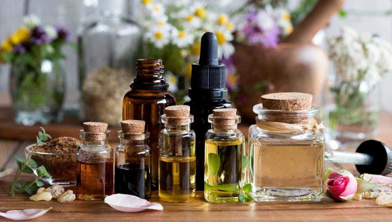 Tinh dầu làm tăng hiệu quả xoa bóp - bấm huyệt