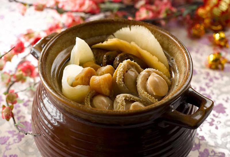 Món soup chế biến kỳ công nhưng ngon miệng và bổ dưỡng