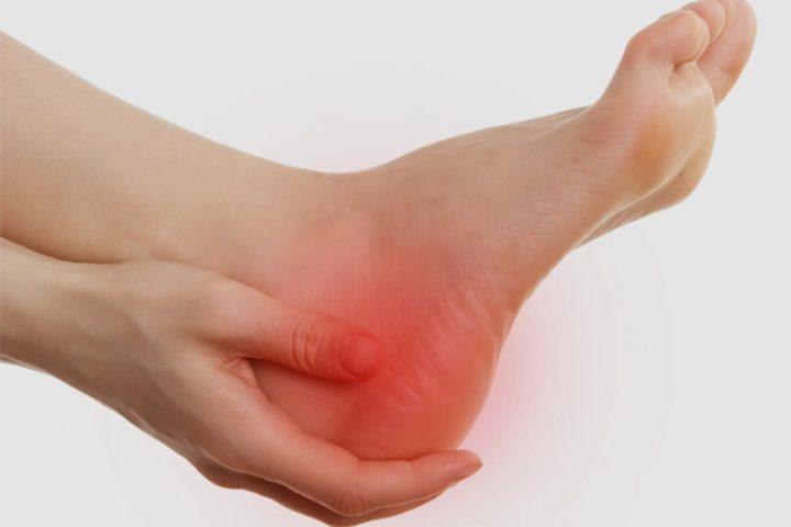 Bệnh viêm khớp bàn chân
