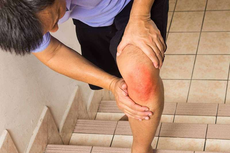 Viêm khớp phản ứng sẽ gây đau nhức kéo dài dai dẳng