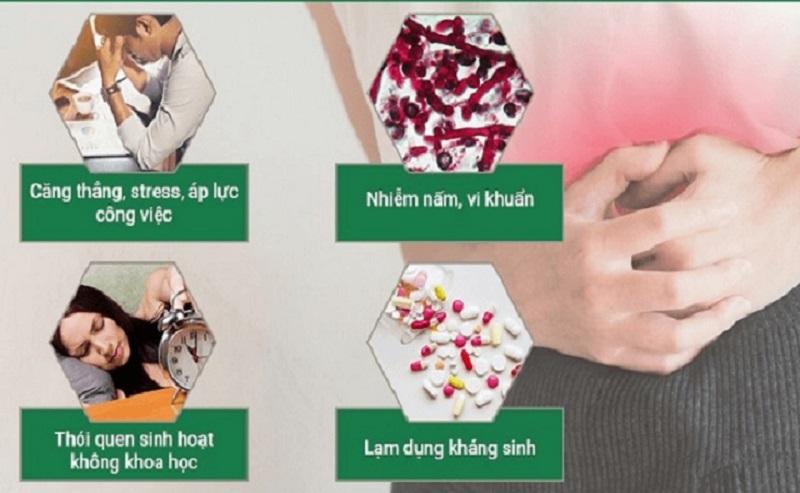 Đau dạ dày có thể do nhiều nguyên nhân gây ra
