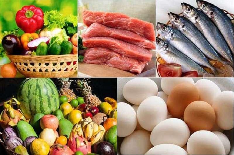 Lựa chọn thực phẩm tươi sống có lợi cho sức khỏe