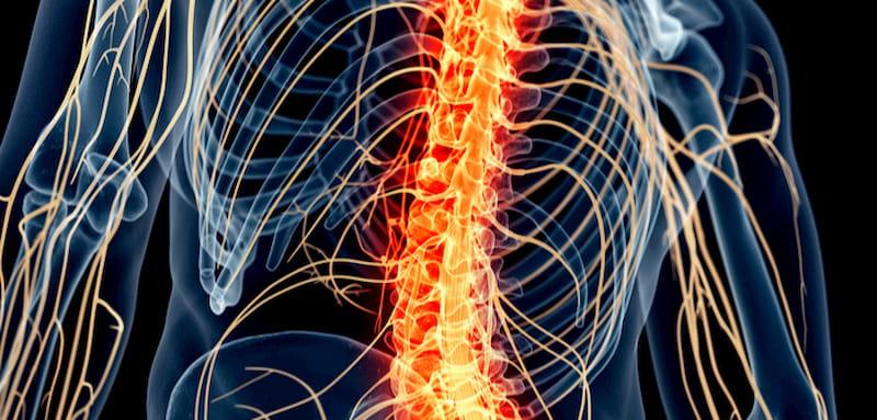 Tổn thương thần kinh sau mổ thoát vị đĩa đệm