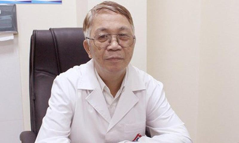 Bác sĩ Nguyễn Quang Cừ - bác sĩ giàu kinh nghiệm trong chữa trị yếu sinh lý