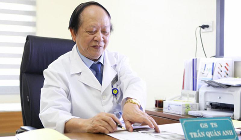 Bác sĩ chữa yếu sinh lý Trần Quán Anh