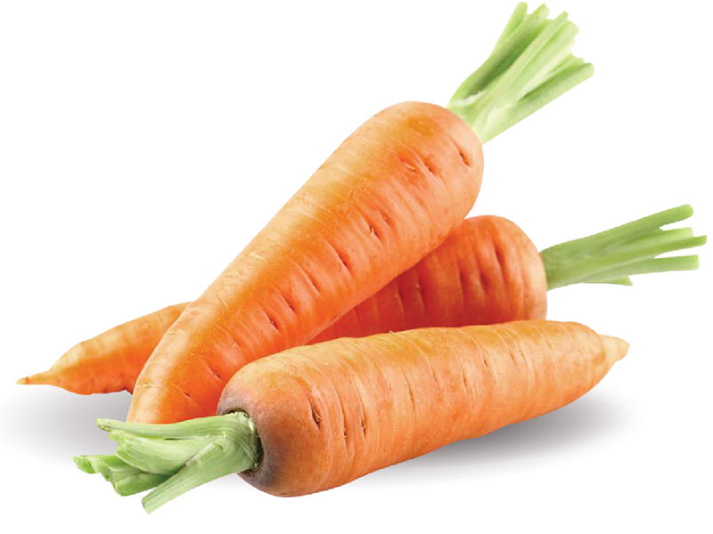 Cà rốt là cách chữa đau khớp cổ tay tại nhà đơn giản, dễ thực hiện