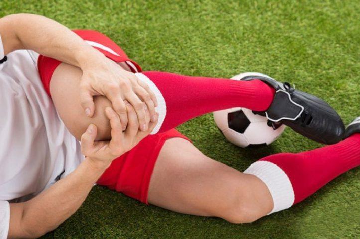 Cách chữa đau khớp gối khi chơi thể thao