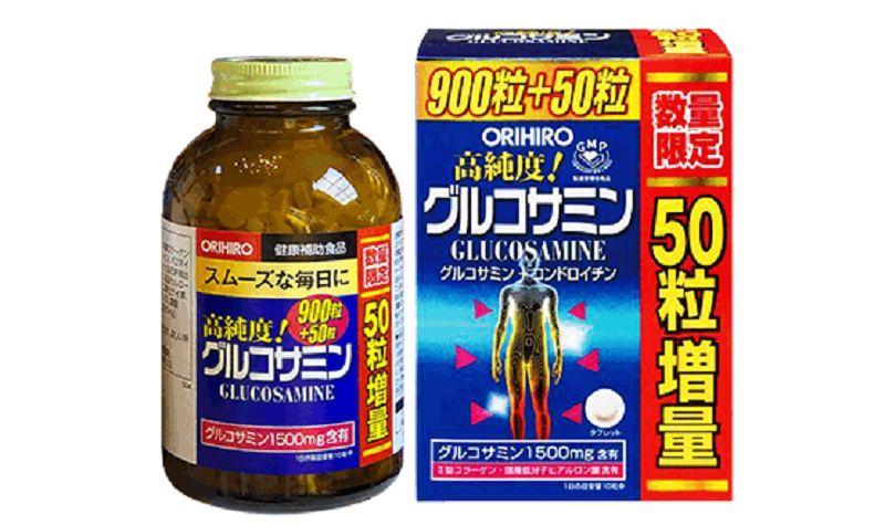 Sử dụng thuốc bổ xương khớp giúp làm giảm đau khớp gối do tổn thương khi vận động
