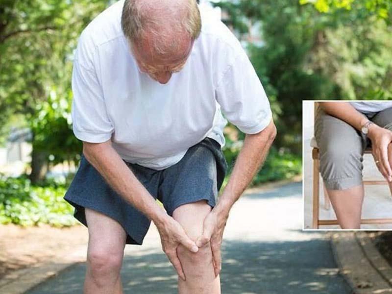 Tìm kiếm cách chữa đau khớp gối tại nhà phù hợp với tình trạng bệnh