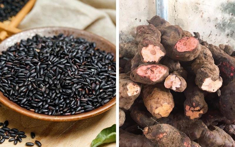 Cách chữa mộng tinh tại nhà với gạo lứt kết hợp cùng vị thuốc hà thủ ô