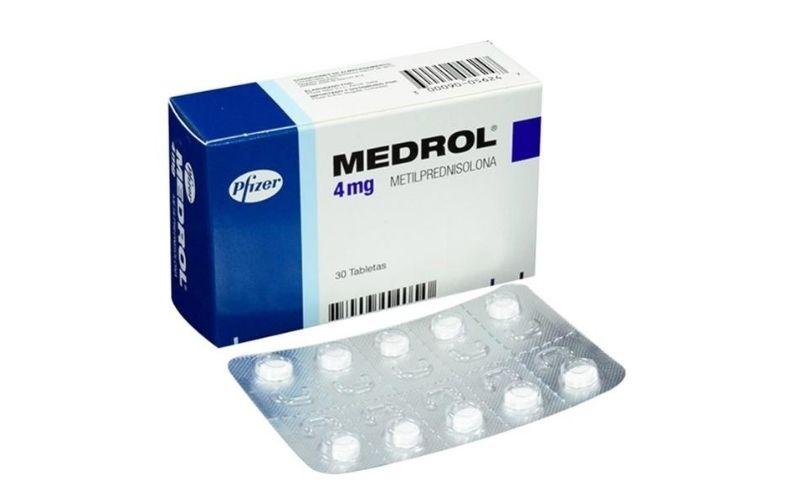 Các loại thuốc Tây y được kê đơn trong phác đồ điều trị