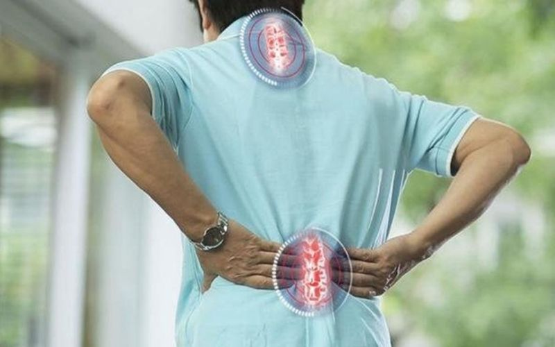 Vôi hóa cột sống là bệnh lý khó điều trị hoàn toàn