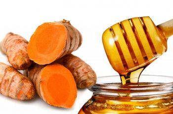Nghệ tươi ngâm mật ong trị bệnh