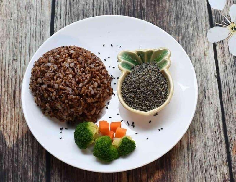 Gạo lứt chữa đau bao tử theo phương pháp thực dưỡng