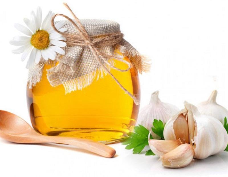 Chữa đau dạ dày bằng mật ong và tỏi