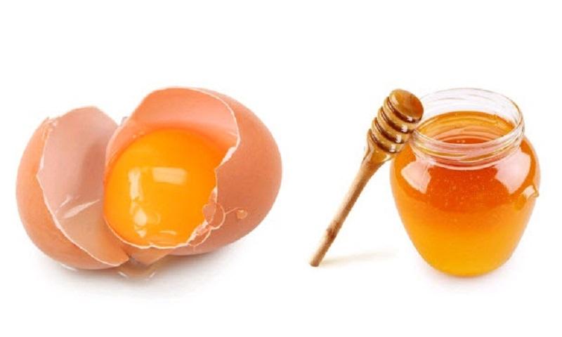 Kết hợp sử dụng với trứng gà do điều trị bệnh