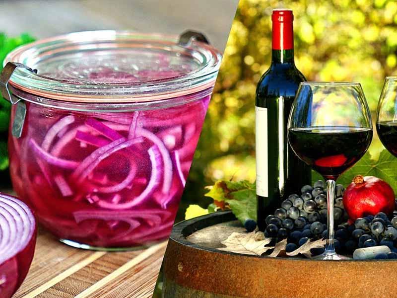 Hành tây ngâm rượu cho hiệu quả điều trị bệnh nhanh chóng