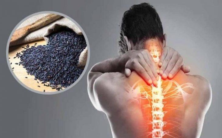 Cách chữa đau xương khớp bằng gạo nếp cẩm thực hiện tại nhà