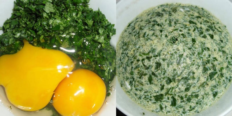 Các món ăn từ ngải cứu chữa bệnh xương khớp