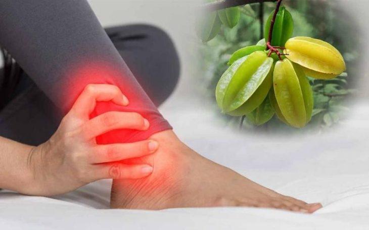 Hướng dẫn 3 cách chữa đau xương khớp bằng quả khế cực dễ