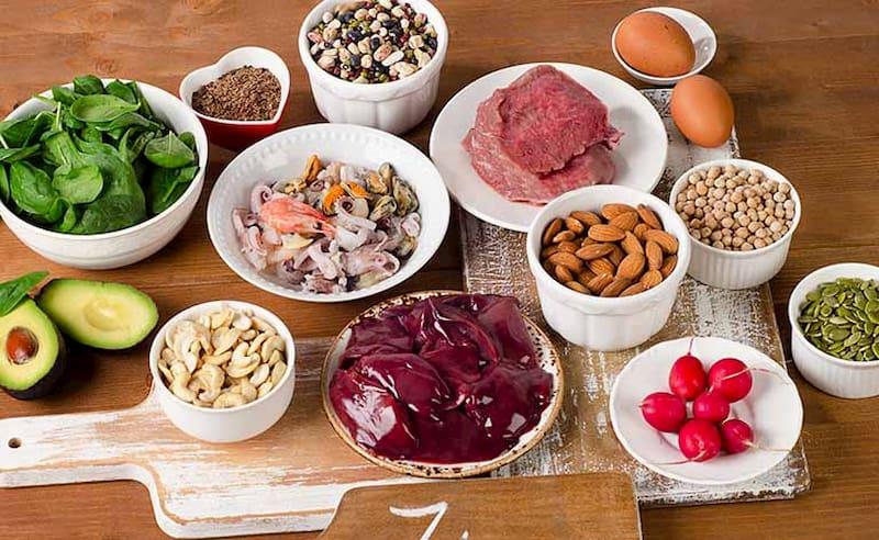 Xây dựng chế độ ăn uống hợp lý để cải thiện tình trạng liệt dương