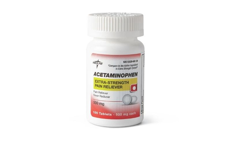 Thuốc giảm đau Acetaminophen