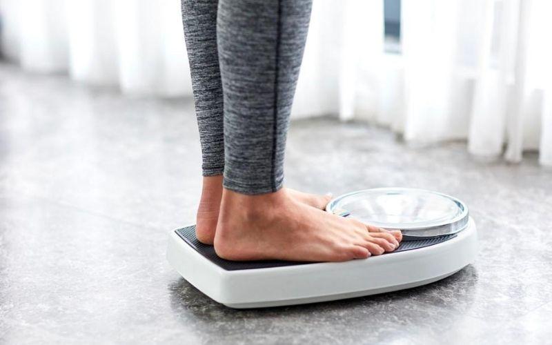 Giữ cân nặng ở mức kiểm soát