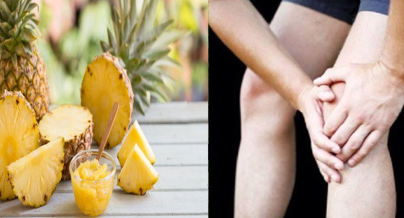 Biện pháp chữa viêm khớp bằng quả dứa nhận được nhiều sự quan tâm