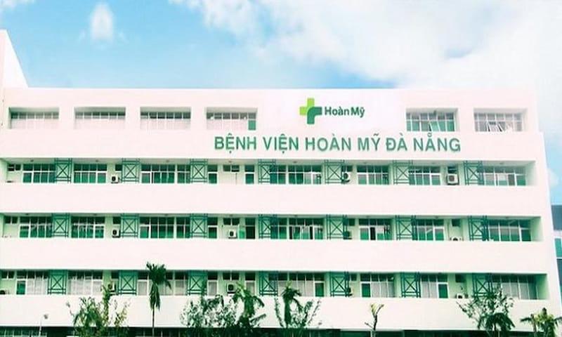 Bệnh viện Hoàn Mỹ Đà Nẵng là địa chỉ được nhiều người bệnh tin tưởng