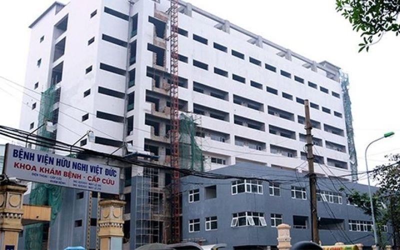 Bệnh viện Việt Đức là địa chỉ khám yếu sinh lý hàng đầu khu vực miền bắc