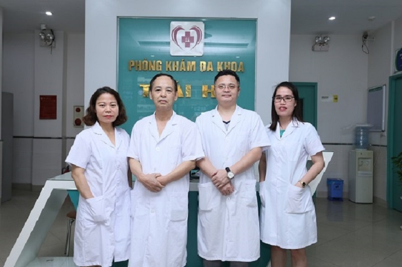 Hình ảnh phòng khám đa khoa Thái Hà và các y bác sĩ hàng đầu