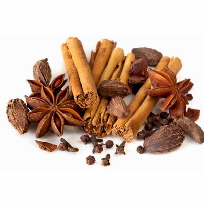 Các hương liệu cay nóng làm nên hương vị phở