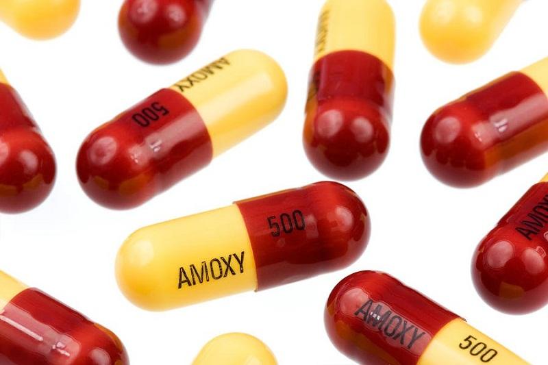 Amoxicillin là thuốc kháng sinh chữa đau dạ dày hiệu quả