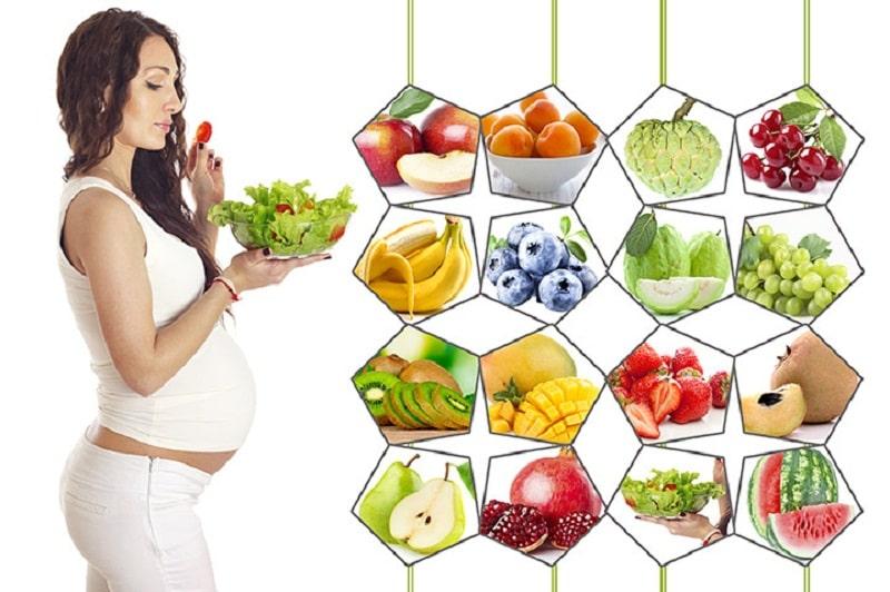 Thay đổi chế độ dinh dưỡng để điều trị đau dạ dày khi mang thai