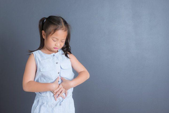 Đau dạ dày là bệnh lý thường gặp ở trẻ em