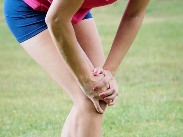 Đau khớp gối khi chạy bộ