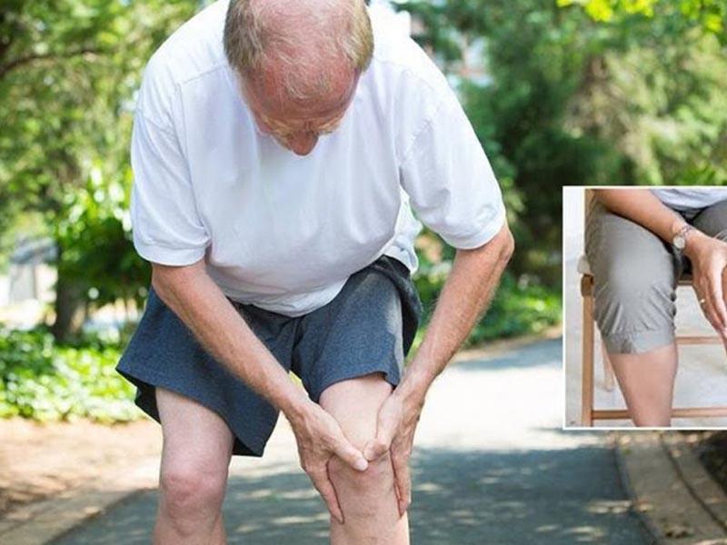 Đau khớp gối khi đứng lên ngồi xuống có thể là dấu hiệu bệnh lý về xương khớp