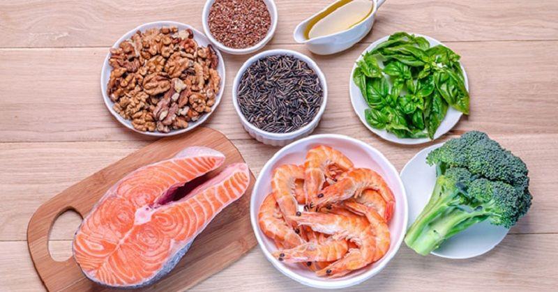 Chế độ ăn dinh dưỡng giúp củng cố xương khớp khỏe mạnh