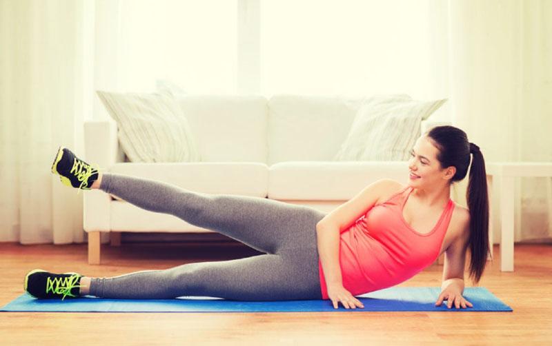Các bài tập thể dục thể thao giúp ích rất lớn trong quá trình điều trị