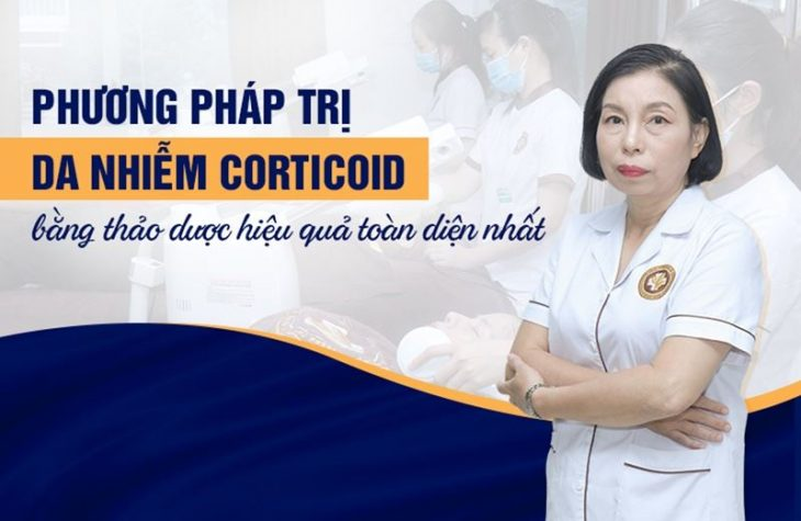 Phương pháp trị da nhiễm corticoid bằng thảo dược hiệu quả toàn diện nhất