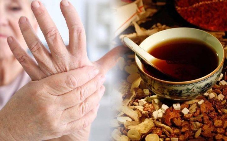 Phương pháp điều trị viêm khớp dạng thấp bằng Đông y hiệu quả