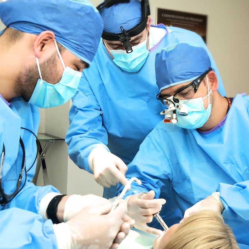Điều trị viêm khớp thái dương hàm bằng biện pháp ngoại khoa phù hợp với người bệnh nặng