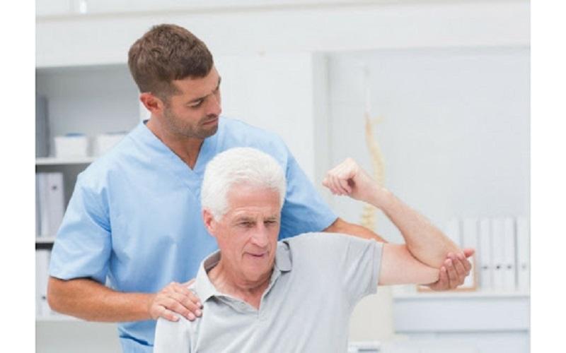 Phương pháp vật lý trị liệu chữa đau vai