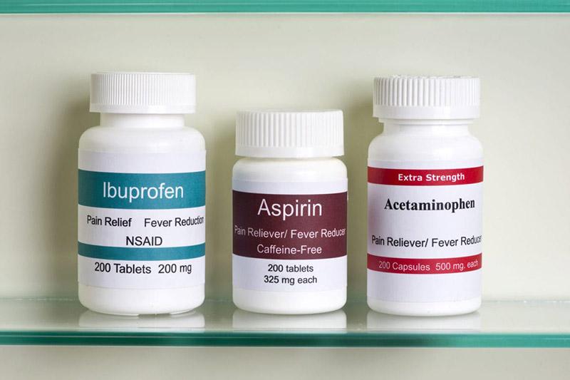 Các loại thuốc giảm đau nhóm NSAID được sử dụng trong điều trị viêm xoang đau sau gáy